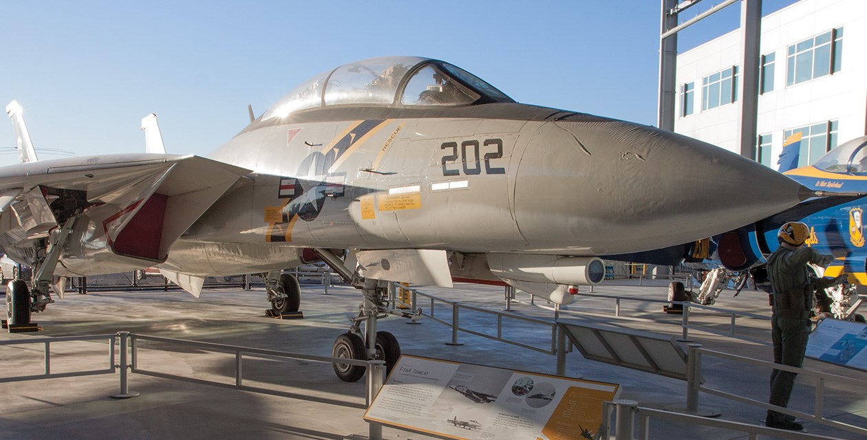AFAA Presents: The F-14 Tomcat