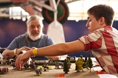 National Historic Miniature Gaming Society Exhibition