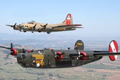 B17 and B24 formation.
