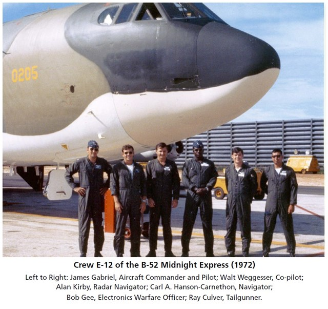 "Crew of the ""Midnight Express"" and the Project ""Welcome Home"" Committee"