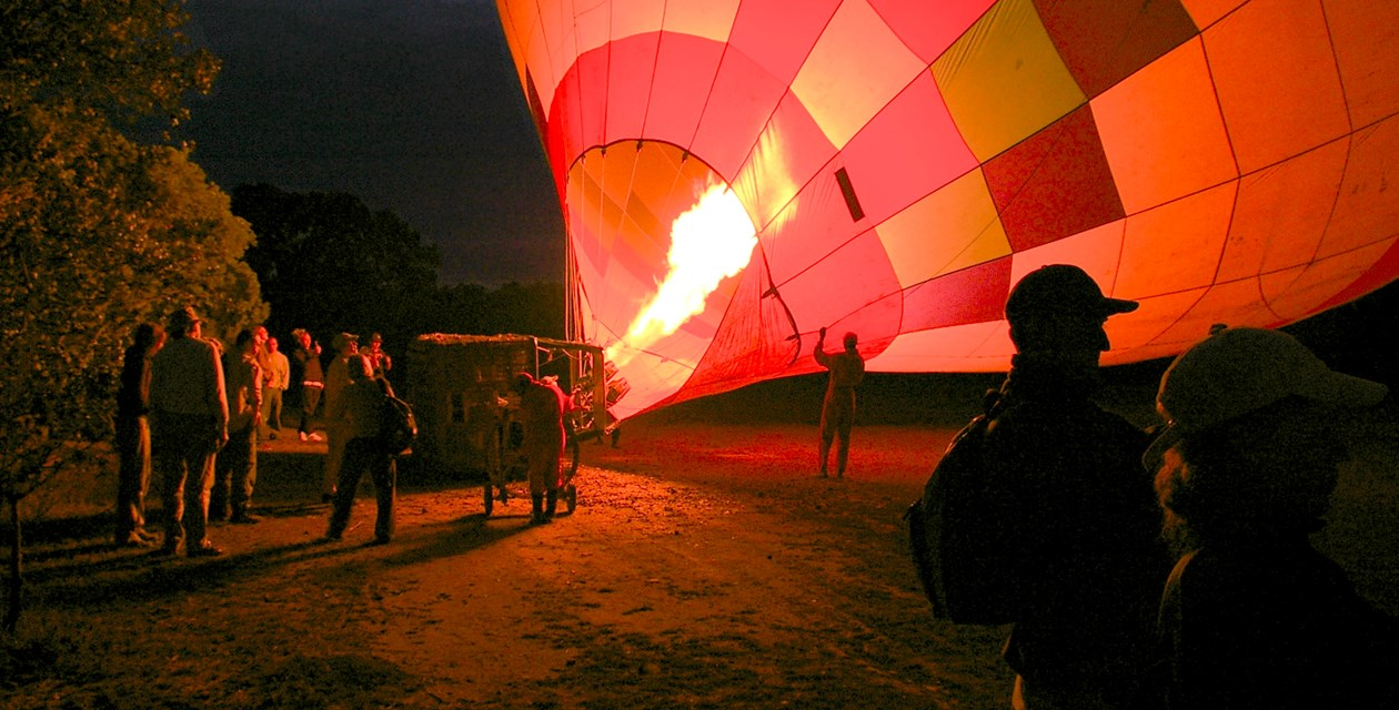 2011 Honorable Mention: Pre-dawn Launch by Tony Diaz