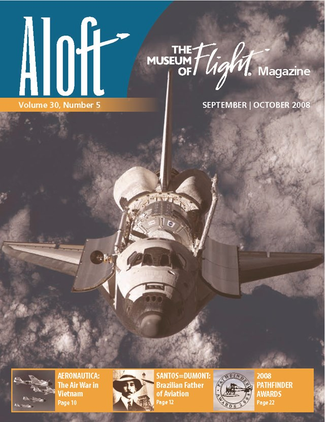 Aloft Magazine | September - October 2008