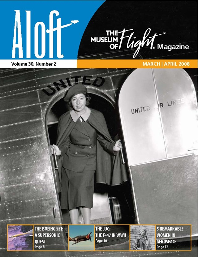 Aloft Magazine | March - April 2008