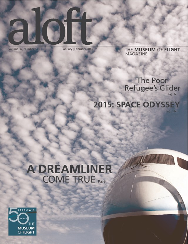 Aloft Magazine | January - February 2015