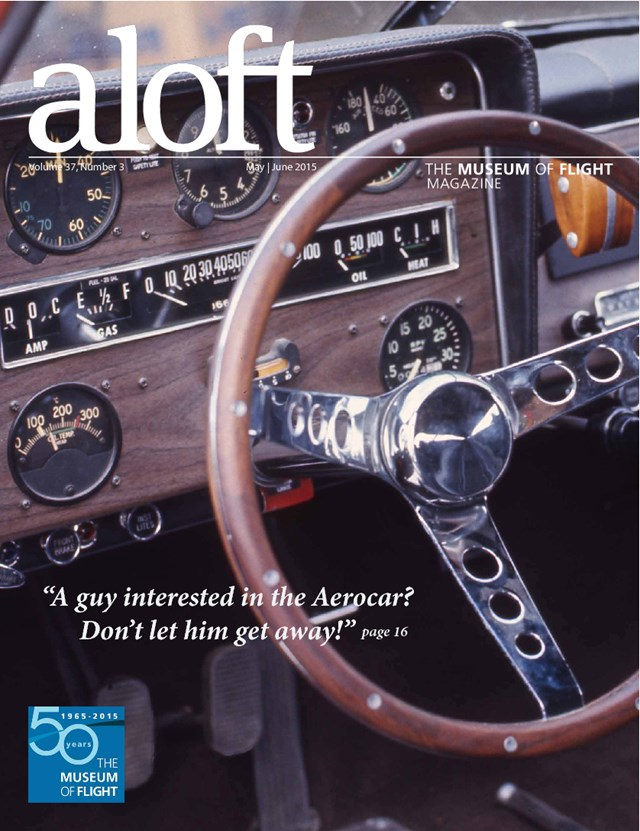 Aloft Magazine | May-June 2015