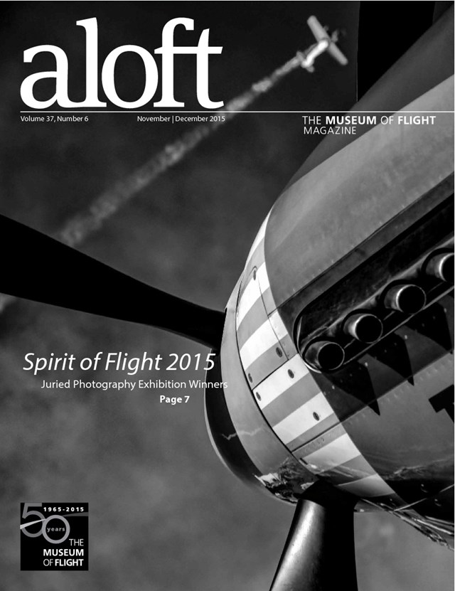 Aloft Magazine | November - December 2015