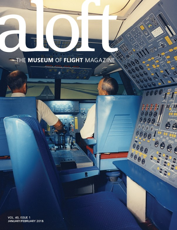 Aloft Magazine | January - February 2018