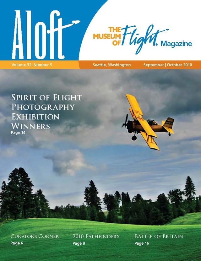 Aloft Magazine | September - October 2010