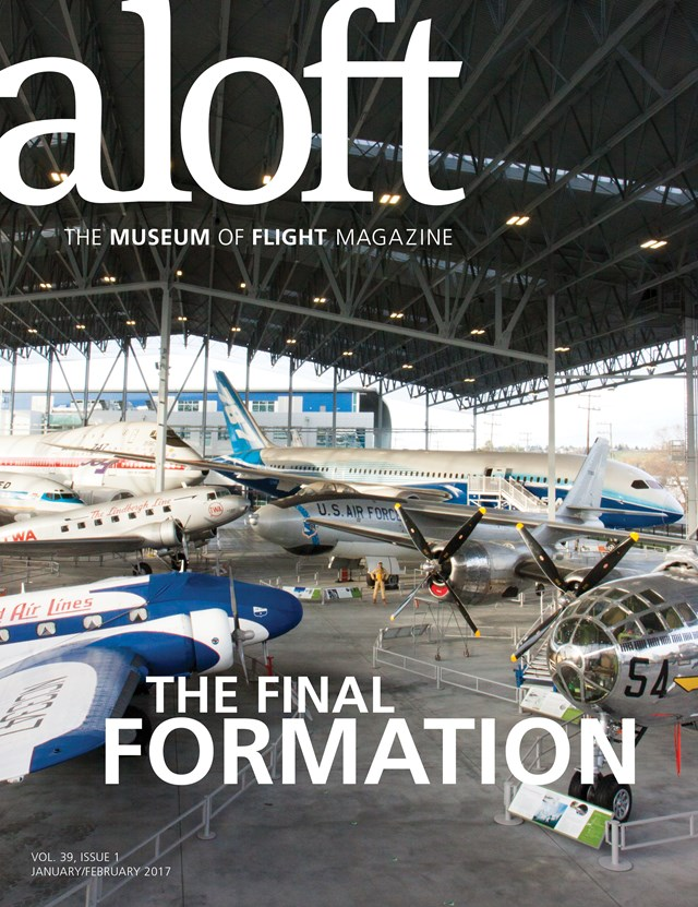 Aloft Magazine | January - February 2017