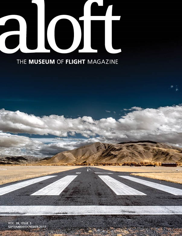Aloft Magazine | September - October 2017