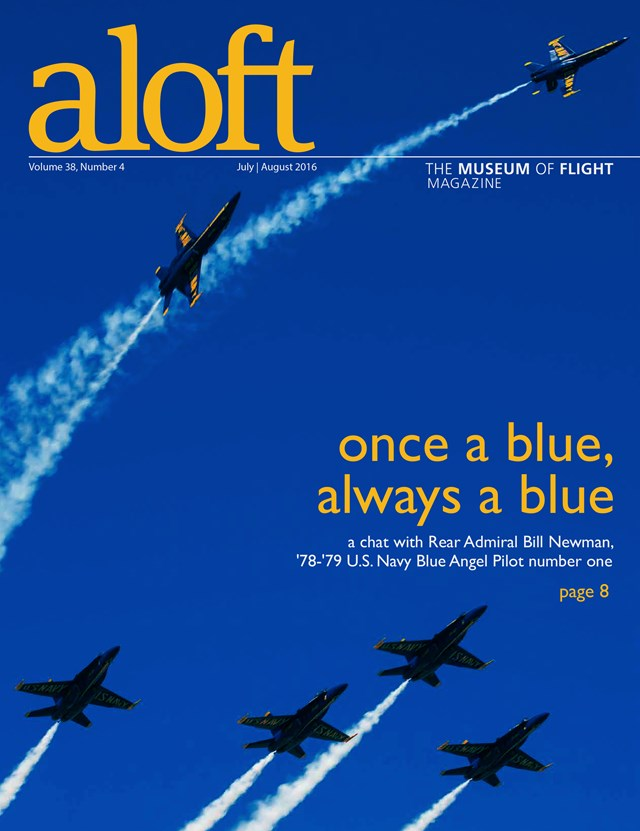 Aloft Magazine | July - August 2016