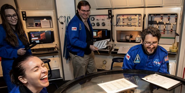 Challenger Learning Center - Mission to Mars