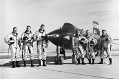 The X-15 Rocket Plane | Image: NASA