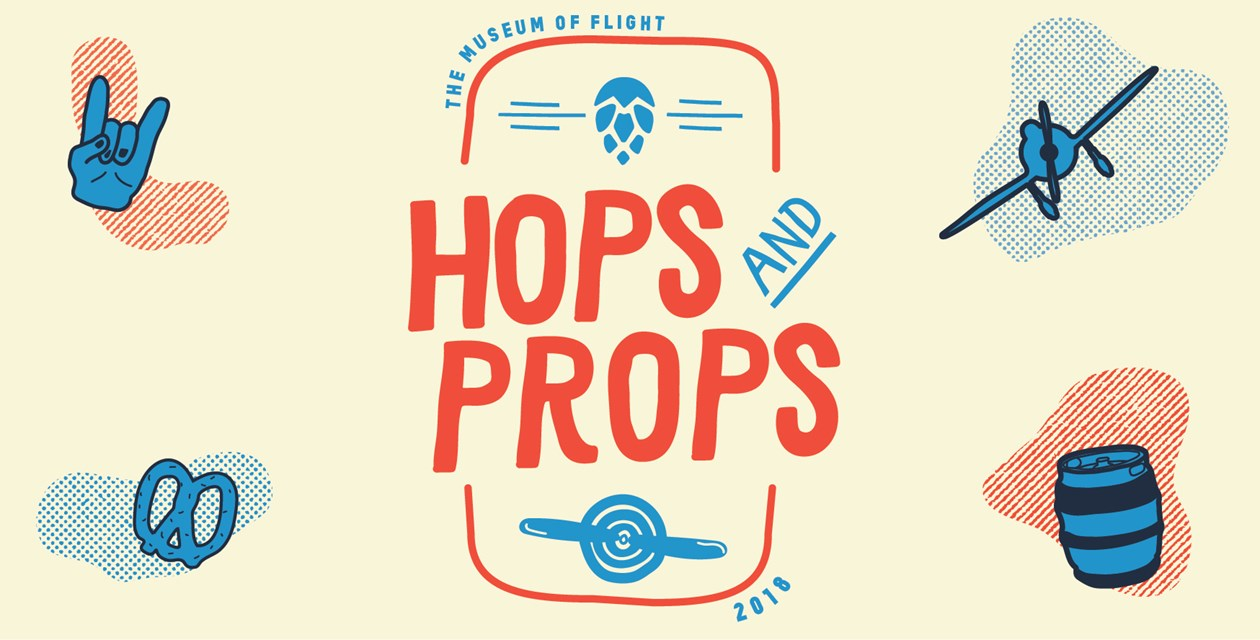 16th Annual Hops & Props - Feb. 24, 2018