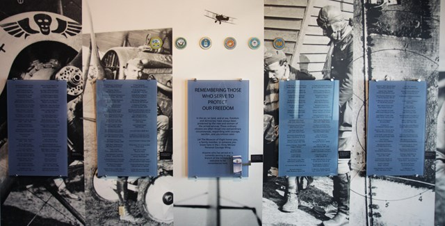 Military Honor Wall - Military Honor Wall