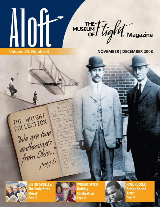 Aloft Magazine | November - December 2008