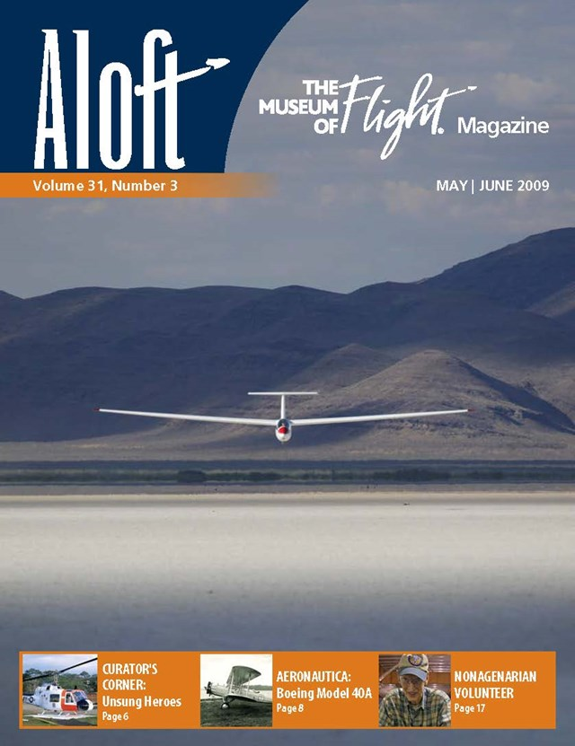 Aloft Magazine | May - June 2009