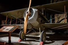 The Museum's SPAD XIII (S.13) Reproduction - The Museum's SPAD XIII (S.13) Reproduction
