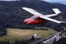 Taylor Aerocar in flight