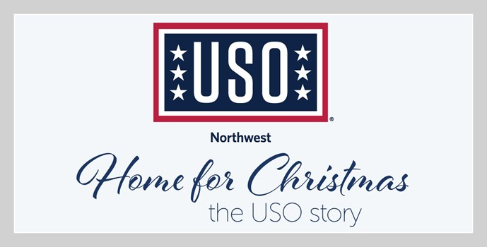 USO Home for Christmas