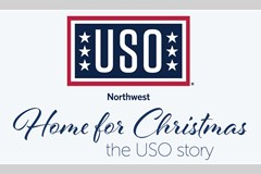 Home for Christmas USO Show