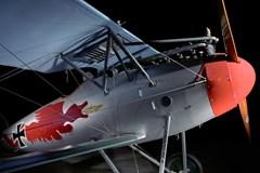 The Museum's Albatros D.Va (Photo by Heath Moffatt)