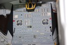 Closeup of control panel inside Challenger - Courtesy Dave Gianakos