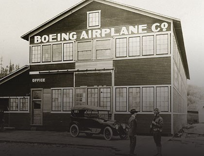 The Boeing Centennial