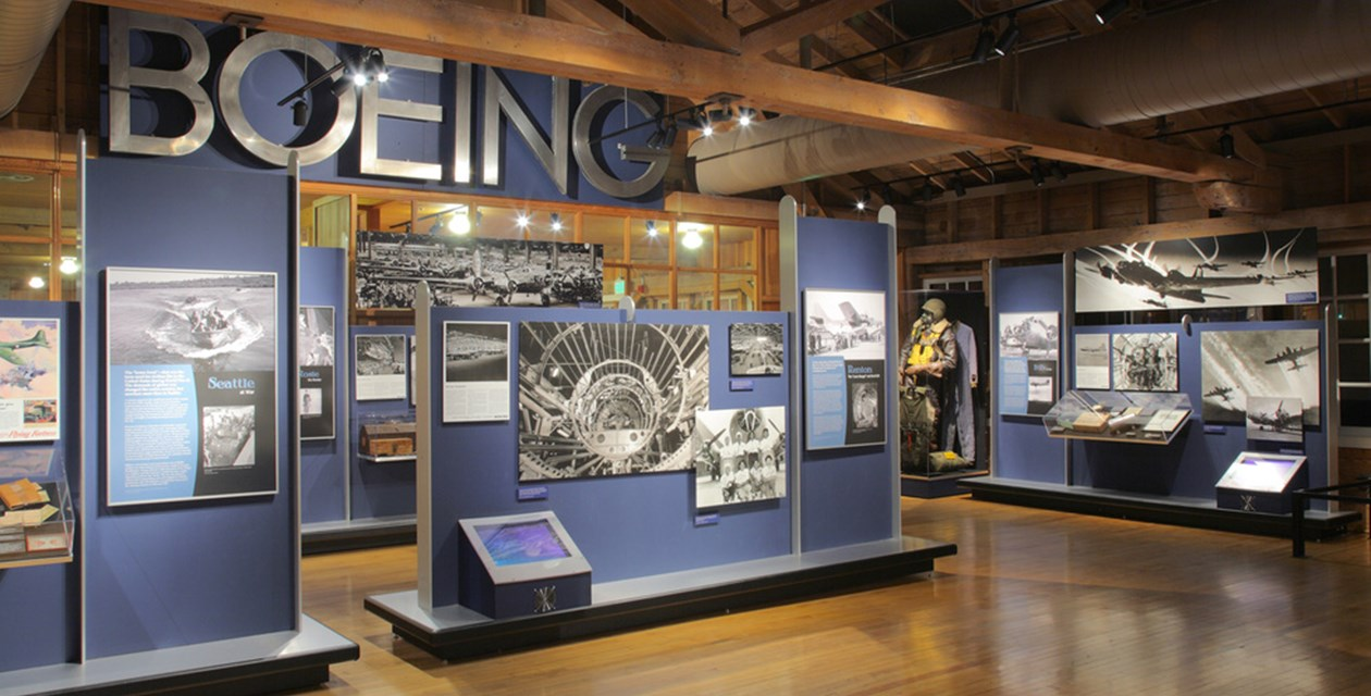 The Boeing Story: 1916-1958