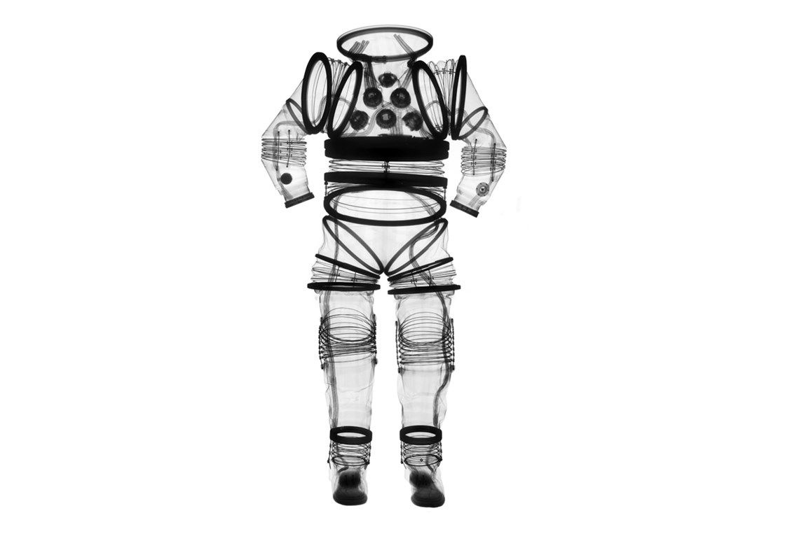 EX-1A Spacesuit X-ray