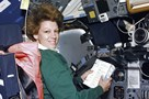 Commander Eileen Collins - NASA
