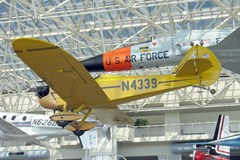 The Museum's Bowers Flybaby 1A on display in the Great Gallery