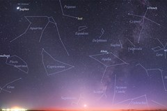 Weekend Family Workshops - Constellations: Pictures in the Night Sky