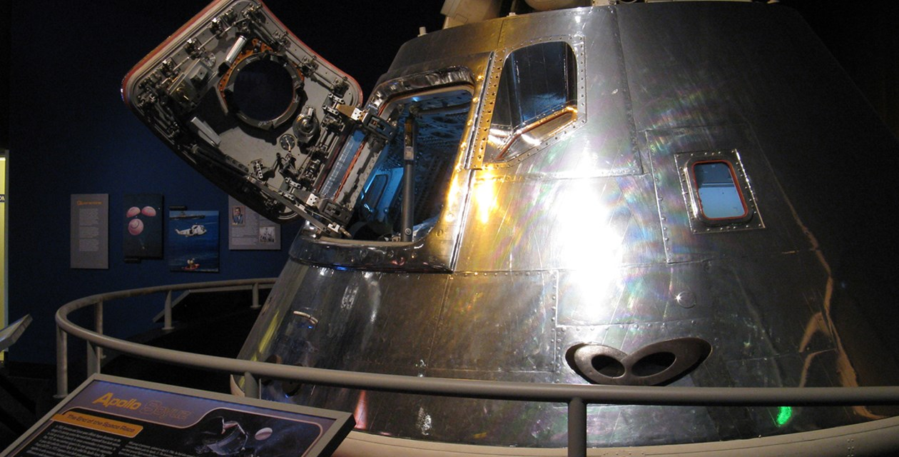 North American Aviation Apollo Command Module 007A