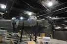 The Museum's Lockheed P-38L during the construction of the Personal Courage Wing exhibit