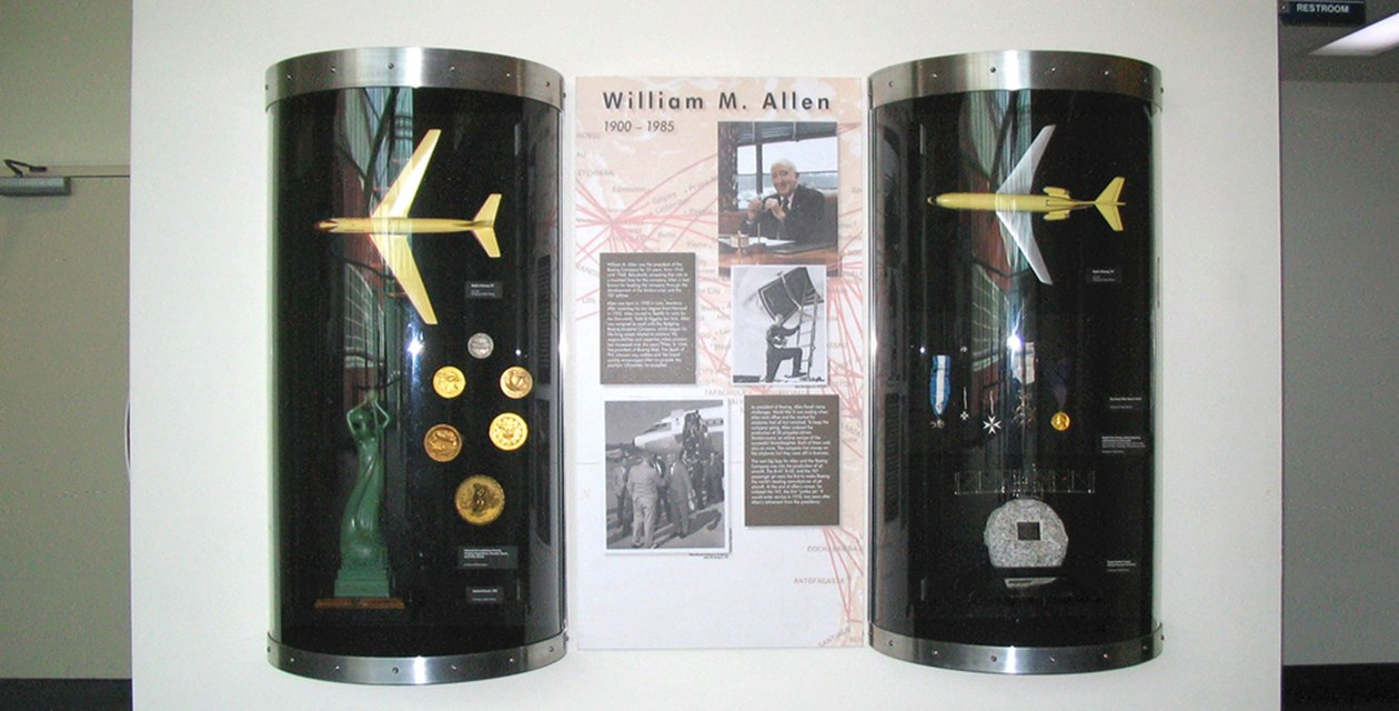 William M. Allen Exhibit