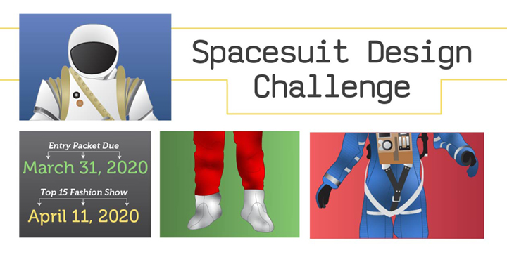 Spacesuit Design Challenge 2020